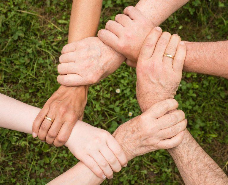 Familie Gruppentraining