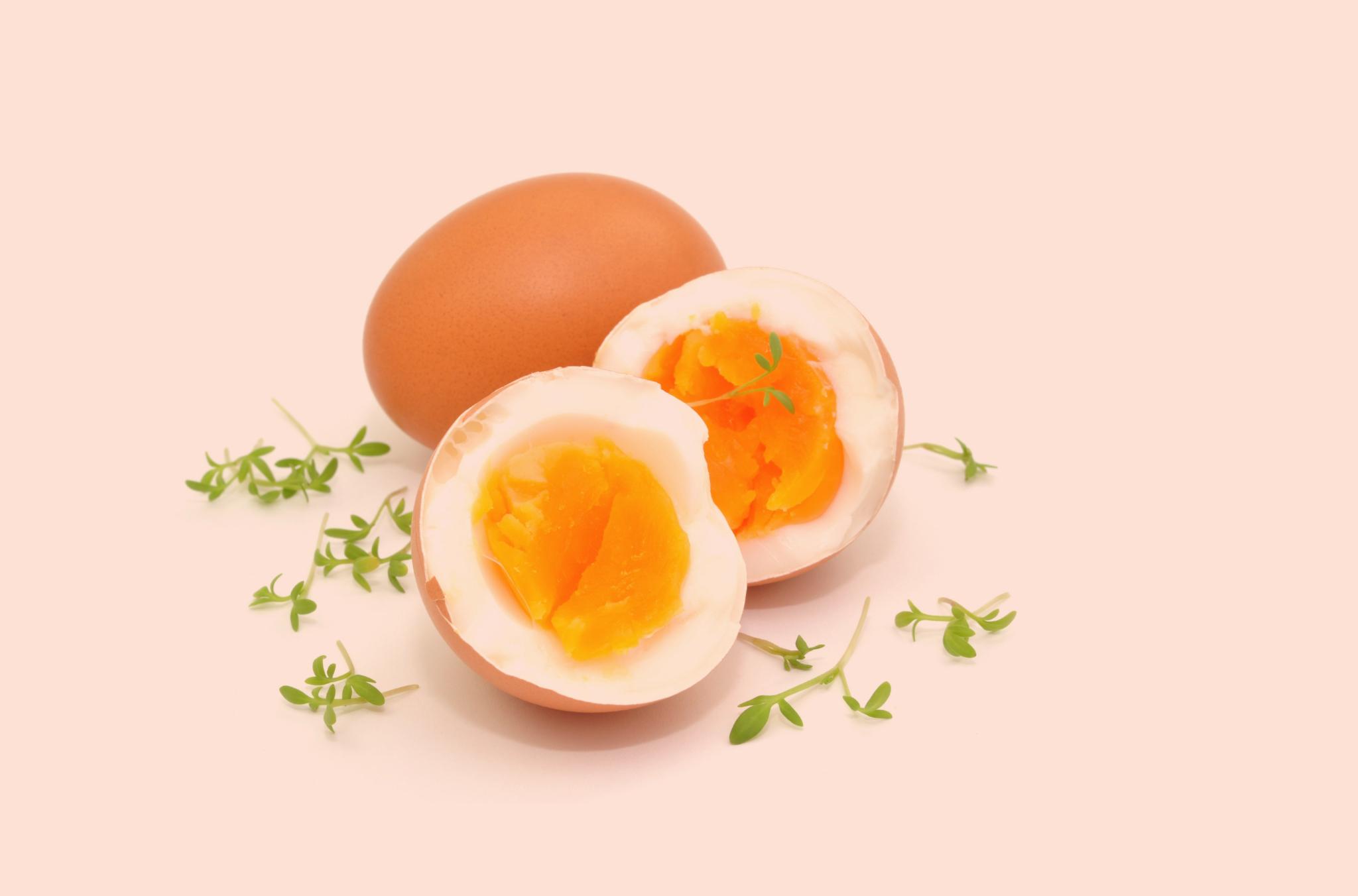 Zusammenhang von Eigelb, Eiweiß und Cholesterinspiegel